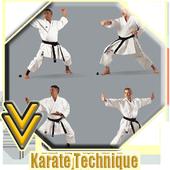 Karate Technique icon