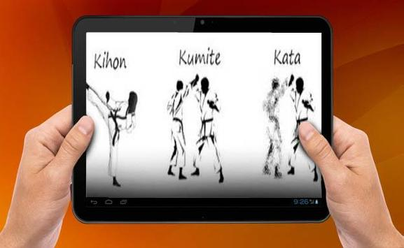 Karate Technique screenshot 2