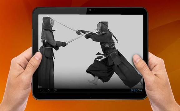 Kendo Technique screenshot 2