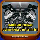 Panduan Lengkap Sistem Kerja Sepeda Motor 2018 icon