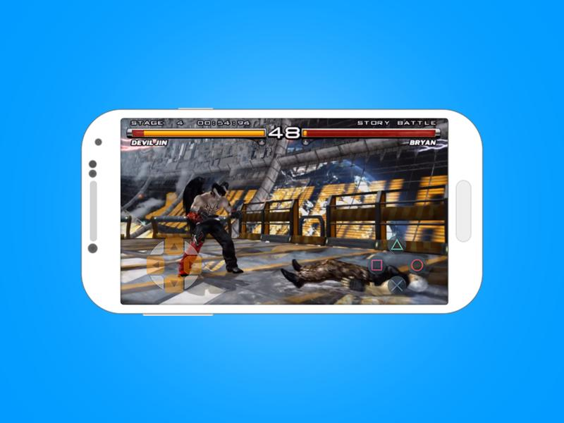 Tekken 5 Advance Game play for Android - APK Download