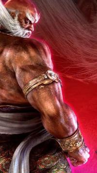 Tekken 7 HD Wallpaper Apk Screenshot