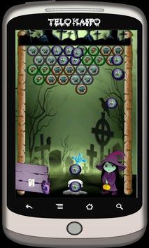 Zombie Bubble Bomber shooter screenshot 2
