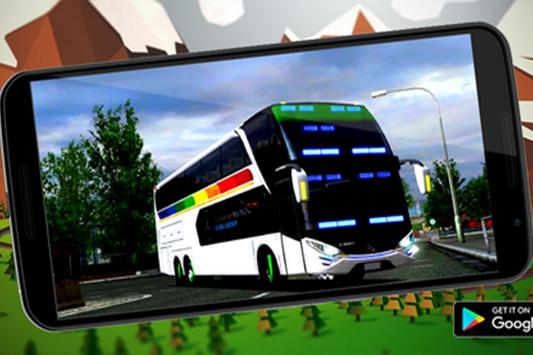 Telolet Bus Driving apk screenshot