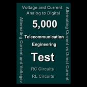 Telecommunication Engineering Quiz icon