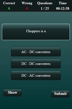 Telecommunication Engineering Quiz screenshot 1