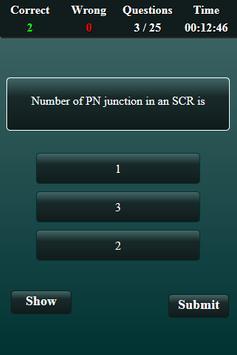 Telecommunication Engineering Quiz screenshot 3