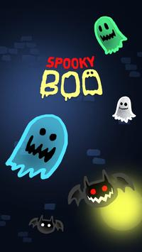 Spooky Boo poster