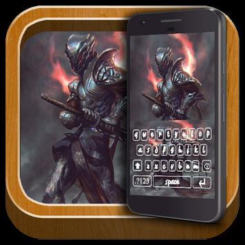 Templar Warrior Emoji Keyboard for Android - APK Download