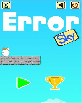 Error Sky poster
