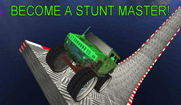 4x4 Monster Truck Stunts 3D screenshot 3