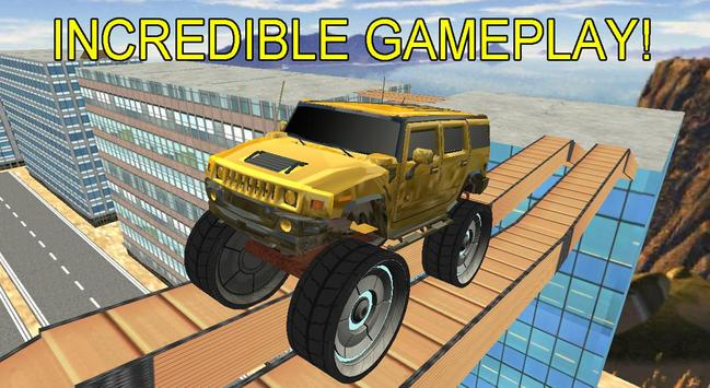 4x4 Monster Truck Stunts 3D screenshot 10