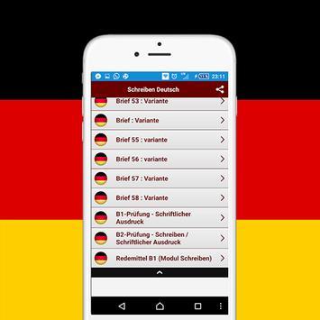 Schreiben Deutsch Lernen For Android Apk Download