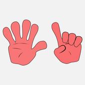 Star Hand Cricket icon