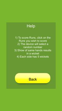 Star Hand Cricket screenshot 3