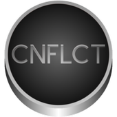 CNFLCT BWE - UCCW clock widget icon