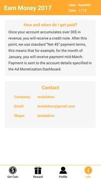 Earn Money 2017 apk screenshot