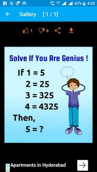 Test Your IQ Level poster