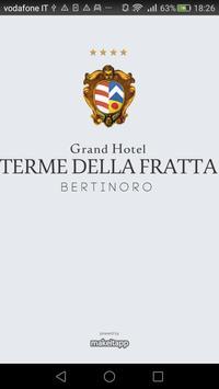 Terme della Fratta - Bertinoro poster