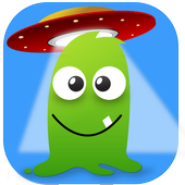 Talk And Dancing Alien icon