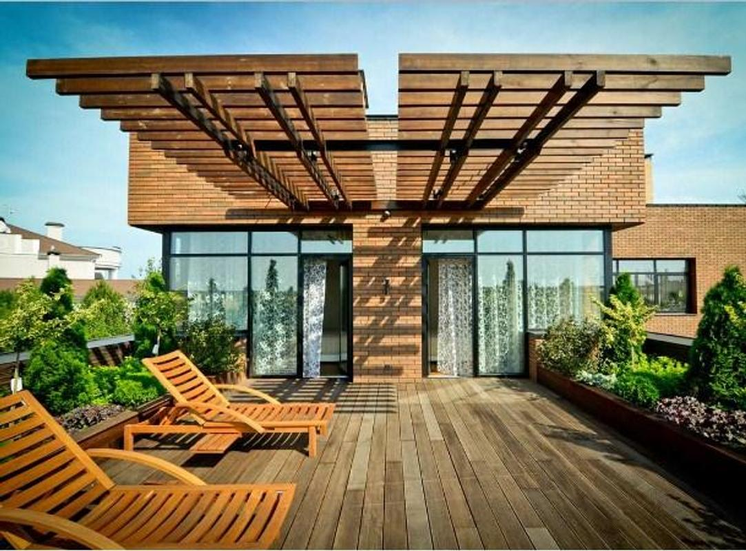 Image result for terrace roof