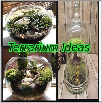 Terrarium idea poster