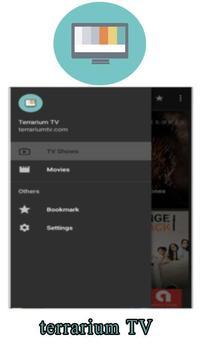 guide for terraium TV free poster