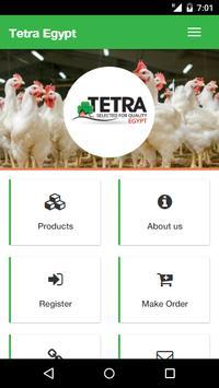 Tetra Egypt App poster