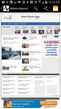 Texas- TX State & Local News apk screenshot