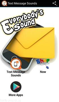 Text Message Sounds poster