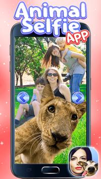 😺 Animal Selfie App 😺 screenshot 3