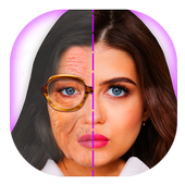 Face Ageing Booth icon