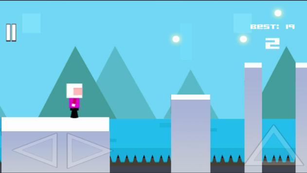 Mr Cube Jumping Risers apk screenshot