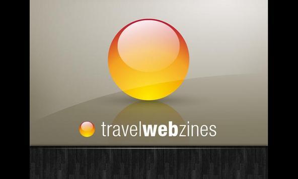 Thailand Travelwebzine poster