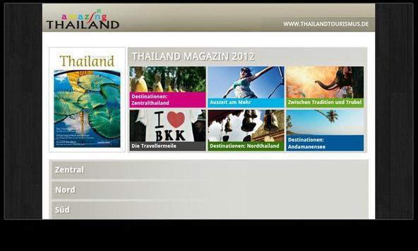 Thailand Travelwebzine screenshot 1