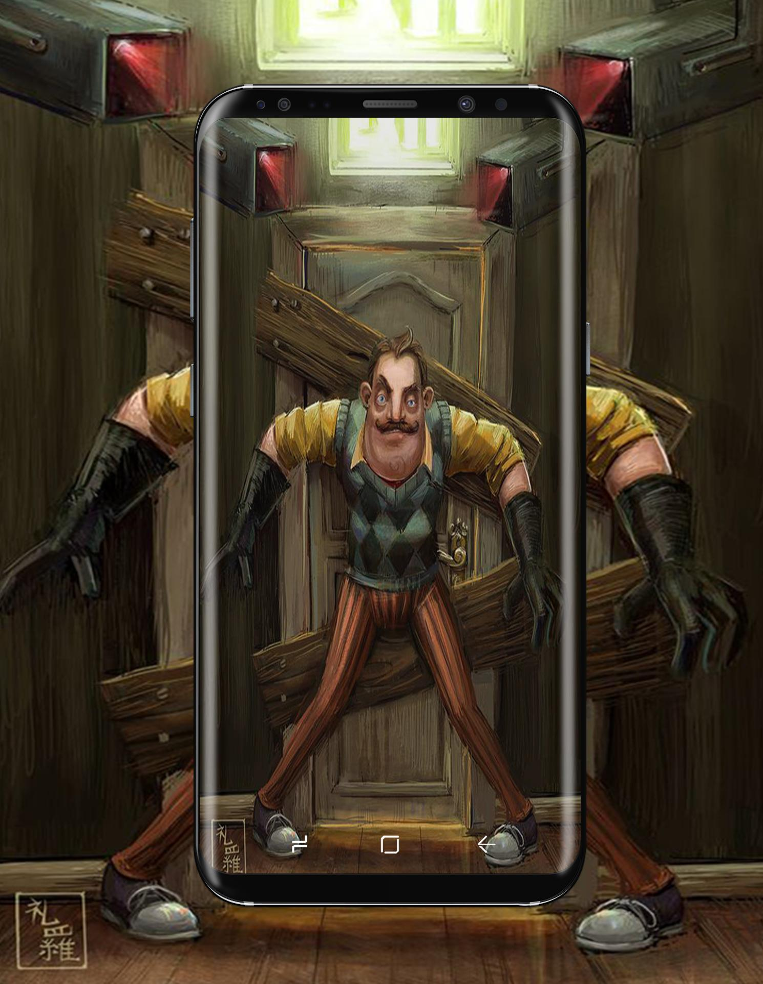 The Hello Neighbor Wallpaper for Android - APK Download