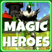League of Magic Heroes 3D icon