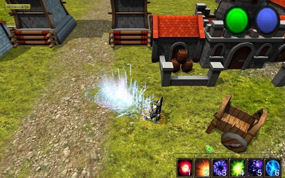 League of Magic Heroes 3D apk screenshot