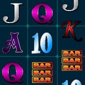 Poker Pool Casino Slot Machine icon