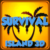 3D SURVIVAL ISLAND - MONSTERS icon