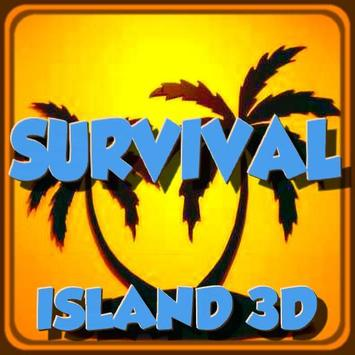 3D SURVIVAL ISLAND - MONSTERS poster