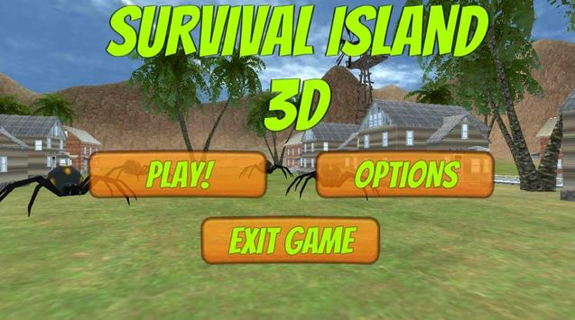 3D SURVIVAL ISLAND - MONSTERS apk screenshot