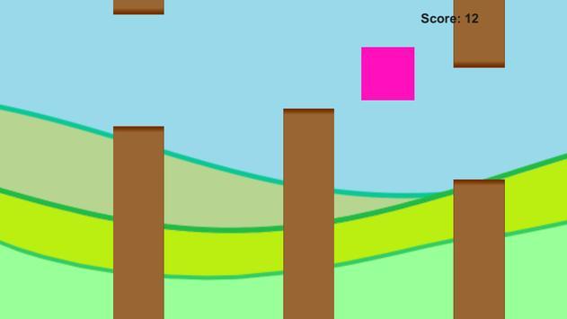 Pinky the Square apk screenshot