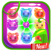 Angry Jelly Crush Mania 2018 icon