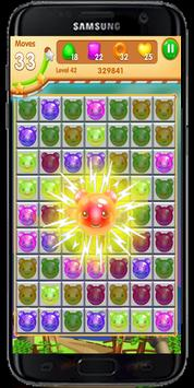 Angry Jelly Crush Mania 2018 apk screenshot