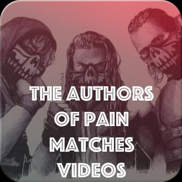 The Authors of Pain Matches poster