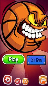 Doramon basketball challenge स्क्रीनशॉट 5