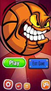 Doramon basketball challenge स्क्रीनशॉट 1
