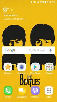 The Beatles Wallpaper HD for Mobile screenshot 1
