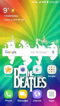 The Beatles Wallpaper HD for Mobile screenshot 2